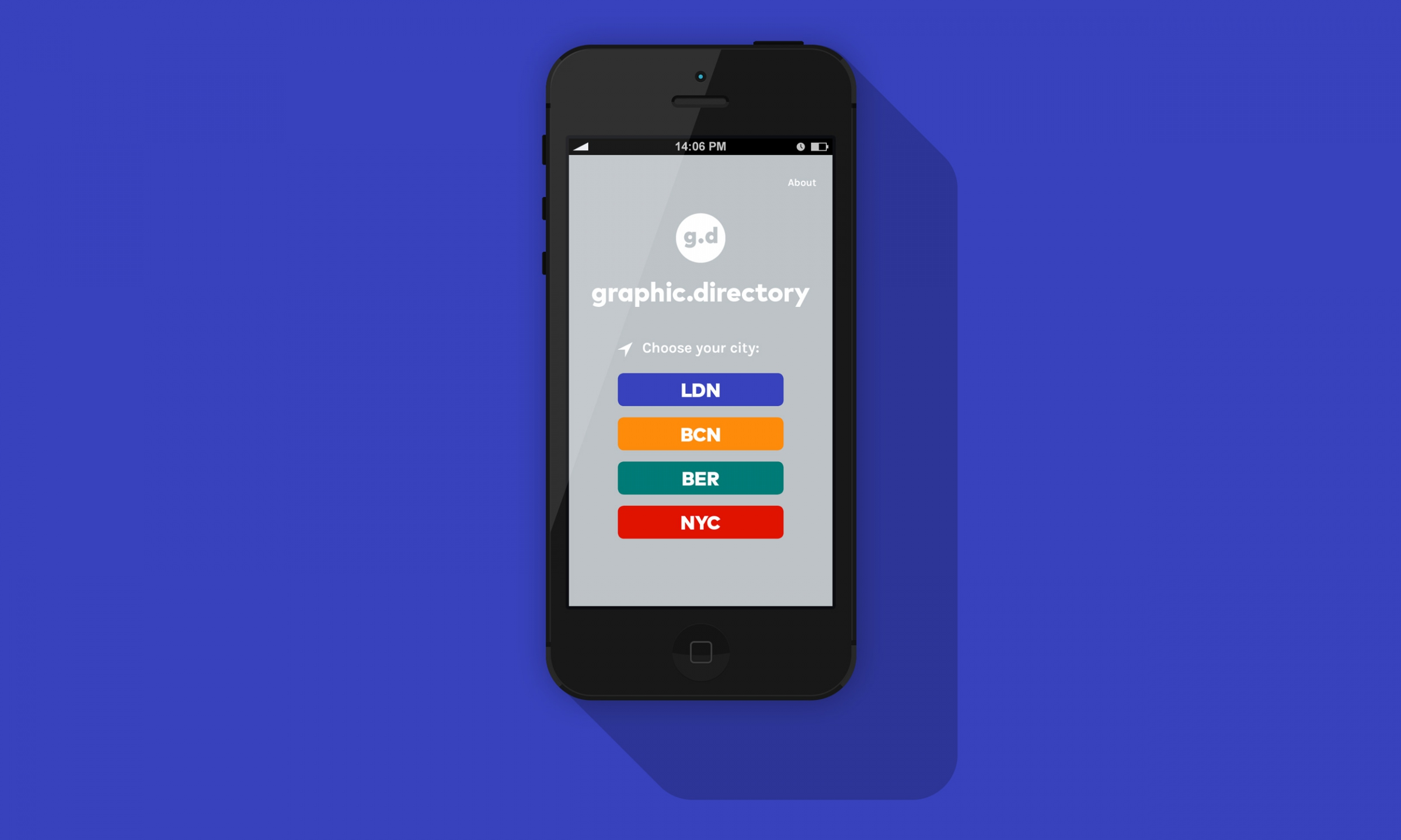 Graphic.directory App
